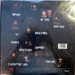 Jane's Addiction Vinyl Back