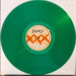 Jane's Addiction Green Vinyl Side 1