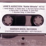 Kettle Whistle Cassette Promo Side 1