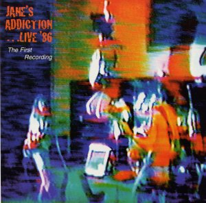 Live '86 Cover