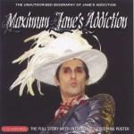 Maximum Jane's Addiction Insert Front