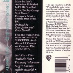 Mountain Song Cassette Back