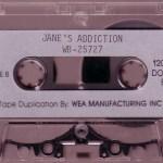 Nothing's Shocking Promo Cassette Side B