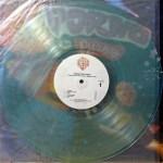 Porno For Pyros Clear Vinyl Side 1