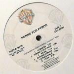 Porno For Pyros Promo Vinyl Side 1