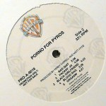 Porno For Pyros Promo Vinyl Side 2