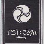 Psi Com Vinyl Boot Lithograph