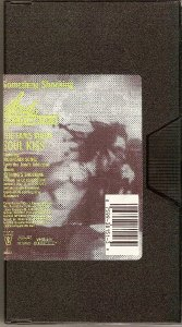 Soul Kiss NTSC Cover