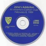 At Atlanta's Cotton Club Disc