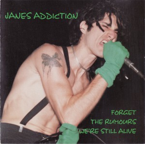Forget The Rumours... We're Still Alive Cover