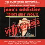 Idiots Rule (Vol. 1) Cover