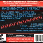 Jane's Addiction Love Vol. 1 U-Card (v2)