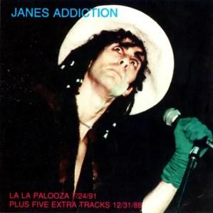 La La Palooza Cover