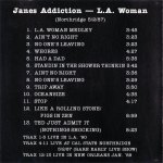 L.A. Woman Back Cover