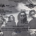 Live And Profane 2CD U-Card