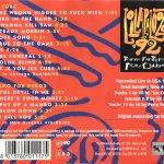Lollapalooza 1992 U-Card