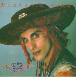 Mountain Songs Cover