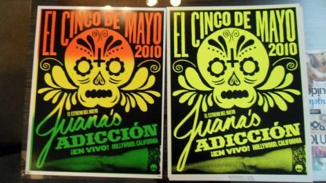 Jane's Addiction @ The Bardot Posters