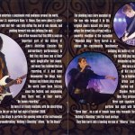 Live Voodoo DVD Booklet Inside 2