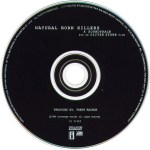 Natural Born Killers Canada Disc