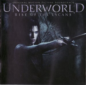 Underworld: Rise of the Lycans Cover