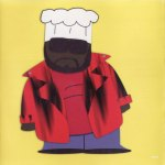 South Park: Chef Aid Back Cover