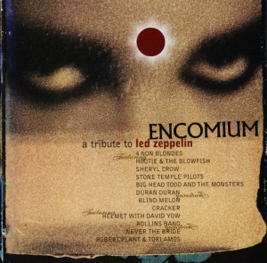 Encomium Cover