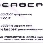 Herbert Addiction Promo Label