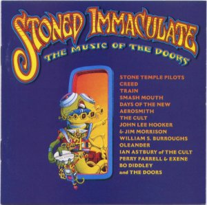 Stoned Immaculate Cover