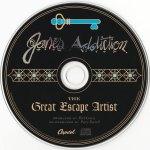 The Great Escape Artist Disc