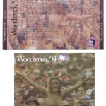 Woodstock '94 (Box Set) Discs 7&8 Cover & U-Card