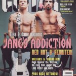 Guitar World Nov 97 Cover