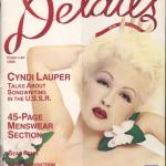 Details - February 1989 - Cover