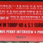 Blu-Ray Label