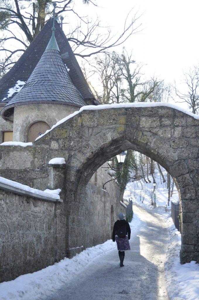 Choosing Austria wintertime Less People