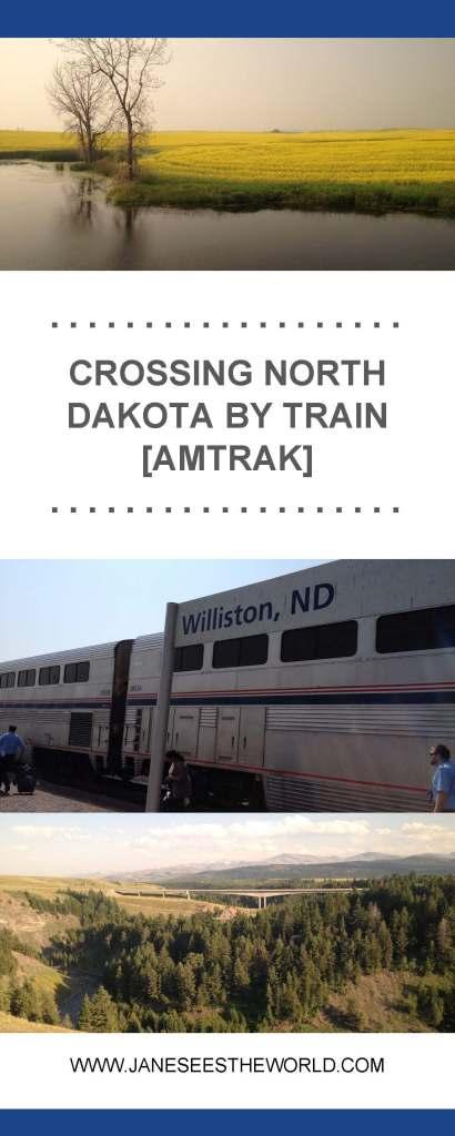 North Dakota train travel