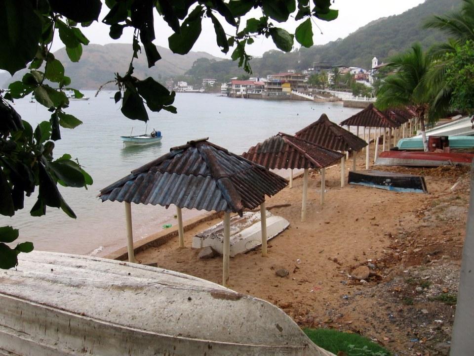Panamanian Beach