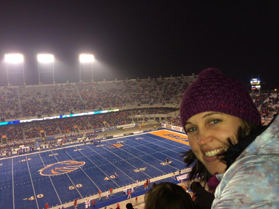 Boise State Football Stadium