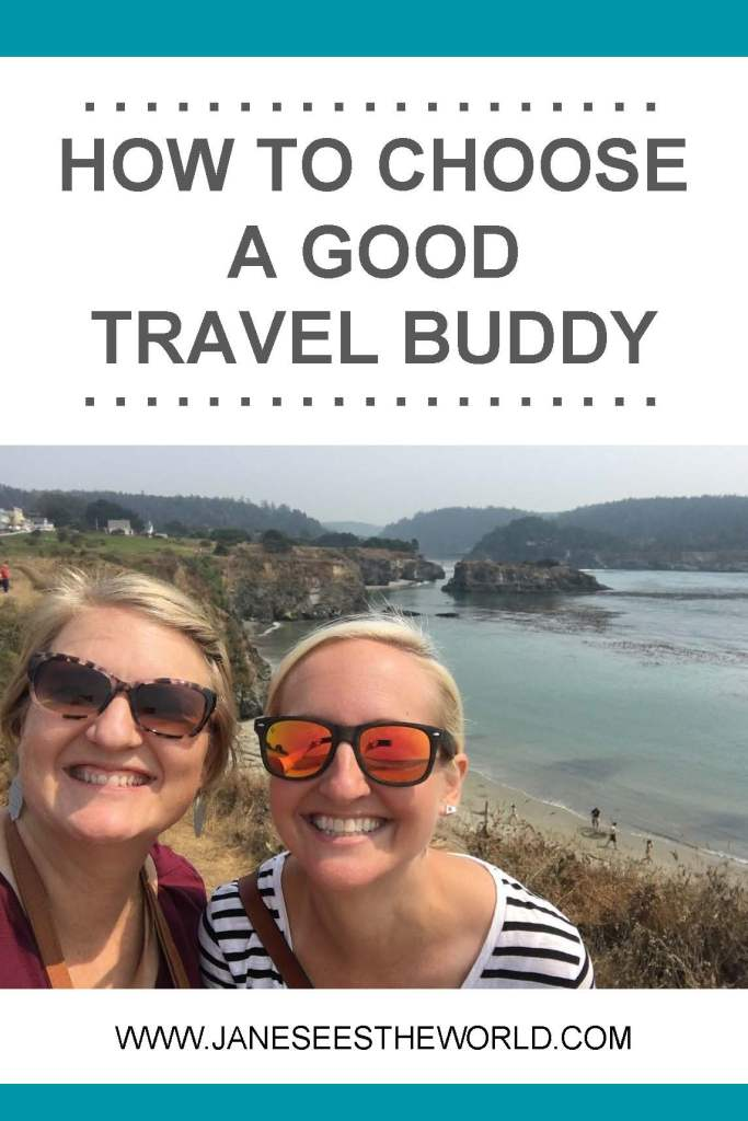 tips for choosing a travel companion women travelers vacation