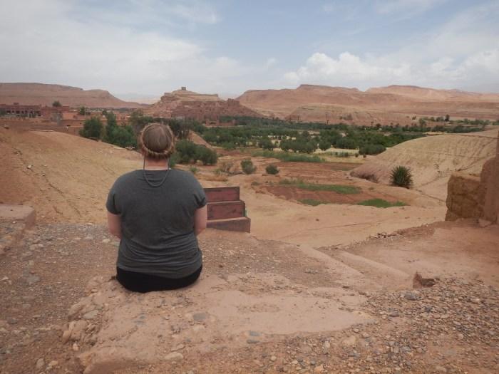 Moroccan scenery