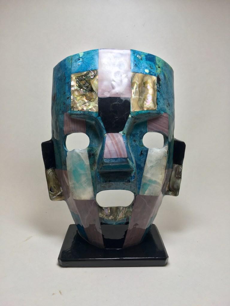 Replica Mayan Mask
