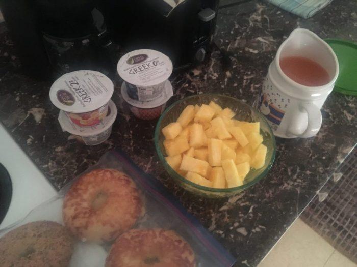 free breakfast airbnb host hawaii