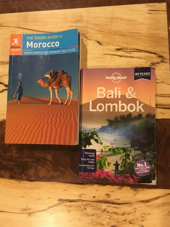 Travel Guidebooks