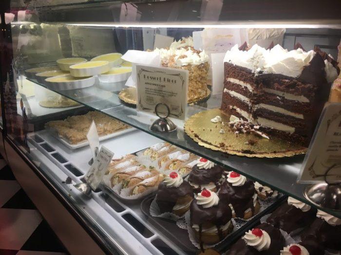 Dessert fun work trips