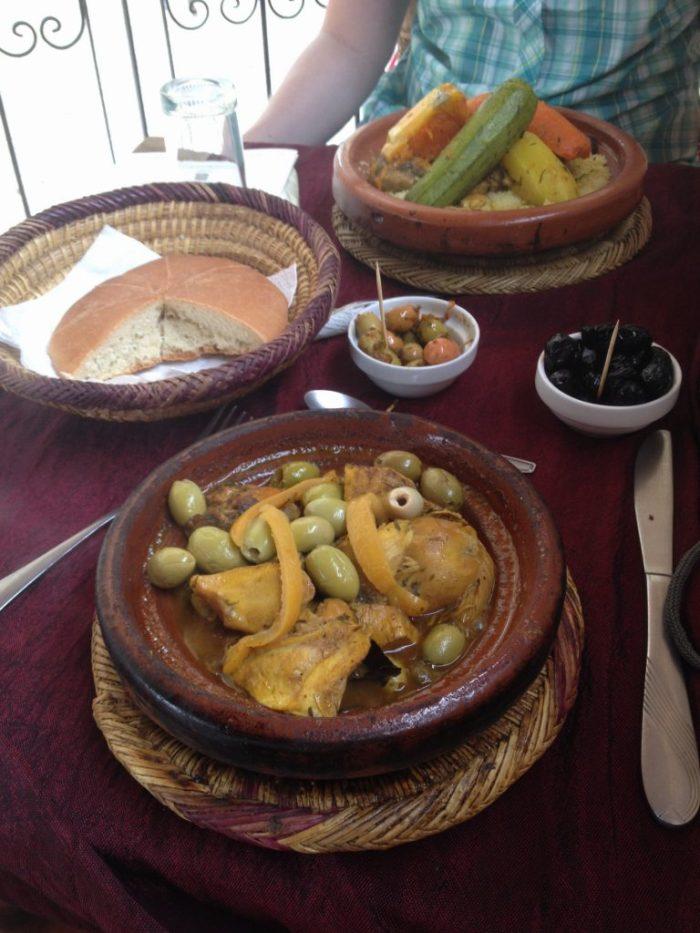 tagine in morocco