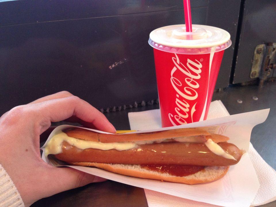 Icelandic hotdogs