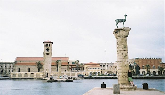 Rhodes, Greece, vacation, work-life balance, travel