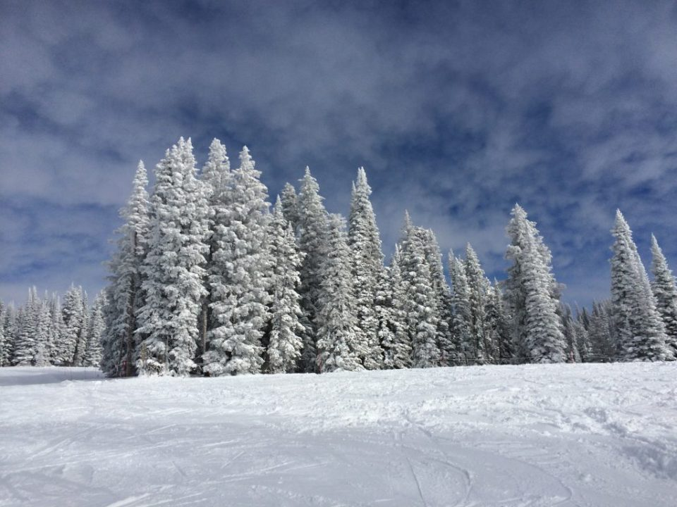 Skiing in Steamboat Springs, Colorado all 50 states club part 1 USA travel