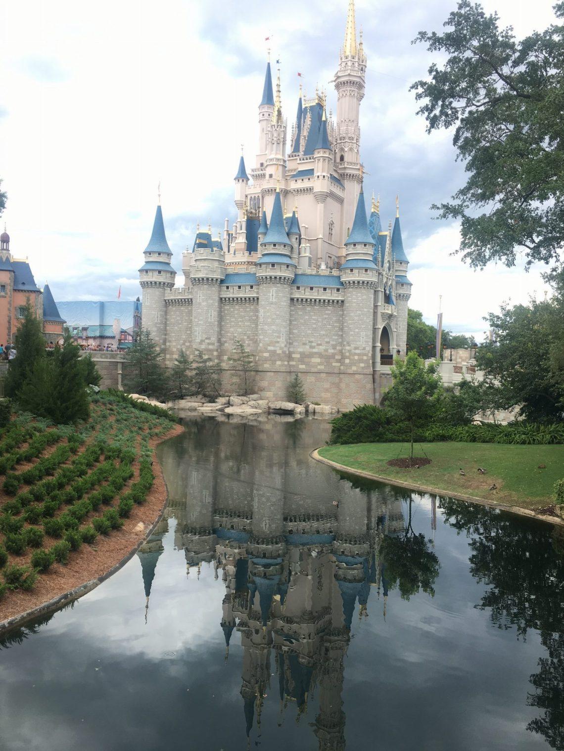 Castle at the Magic Kingdom