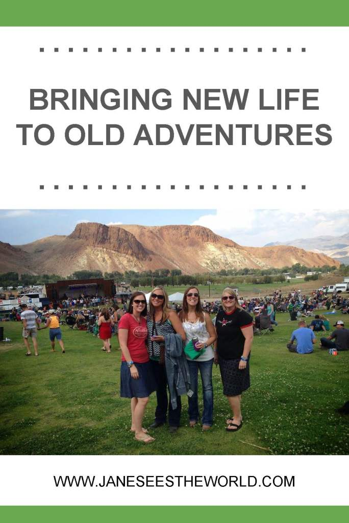 BBR, friends, outdoor concert, Pinterest, Challis, Idaho